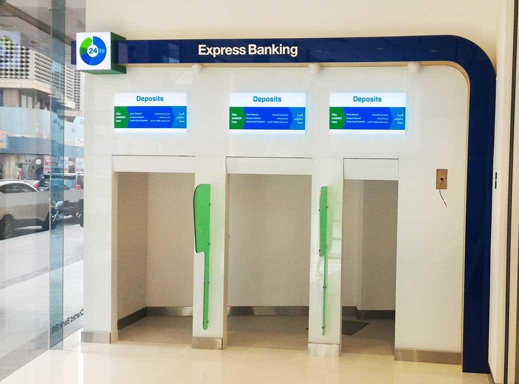 ATM Kiosks